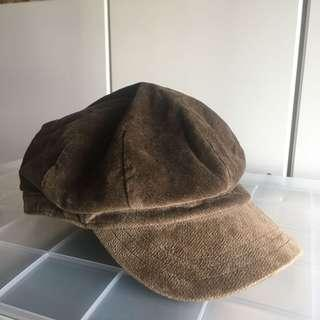 Hat 絨帽