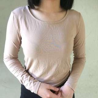 Forever 21 nude top