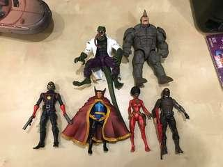 🚚 Marvel Legends Assortments