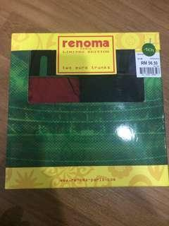 Renoma Paris Limited Edition Two Euro Trunks