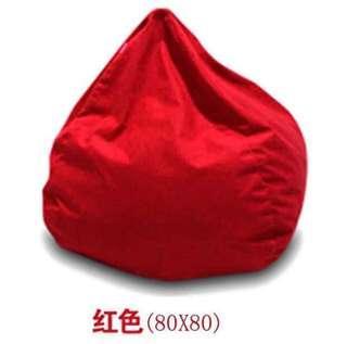 CNY PROMO! Beanbag sofa! Red!