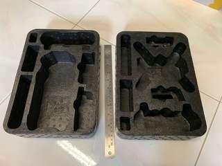🚚 DJI Mavic Pro and Spark case inserts protector