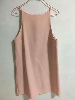 🚚 RWB pink dress