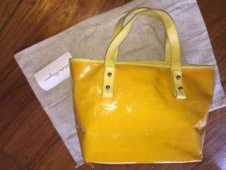 Authentic Salvatore Ferragamo big bag