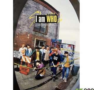 [FINAL CLEARANCE] STRAY KIDS I AM NOT POSTER