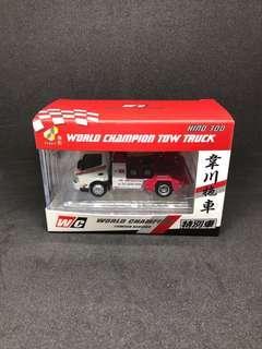Tiny 韋川拖車(特別車)老友版連貼紙
