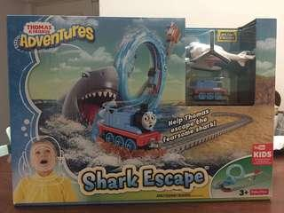 Thomas & Friends shark escape