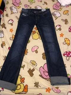🈹️Diesel heeven women low waist jeans