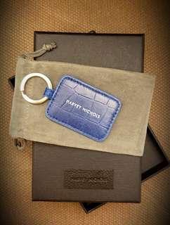 Harvey Nichols Leather Luggage Tag