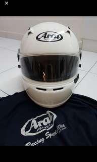 Original Arai Full Face Helmet