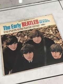 Vinyl The Early Beatles