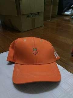 🚚 橘子🍊鴨舌帽