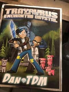 Dan TDM MINECRAFT BOOK