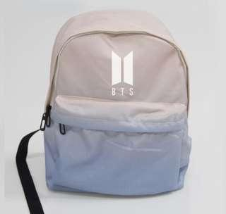 🚚 BTS backpack (4 designs) (po)