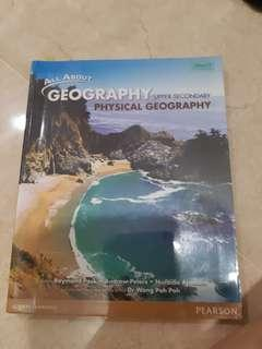 All about Geography physical geography upper Secondary