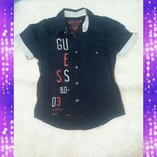 #CNY2019 Boys Shirt by Guess