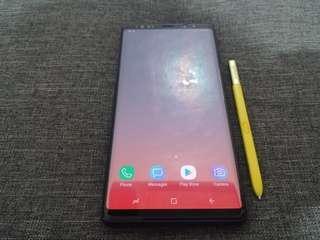 Samsung Galaxy Note 9 Duos 128GB Ocean Blue 4G LTE
