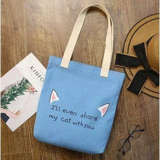 [PO] TOTEBAG CANVAS