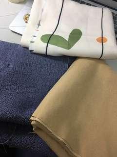 🚚 窗簾布~