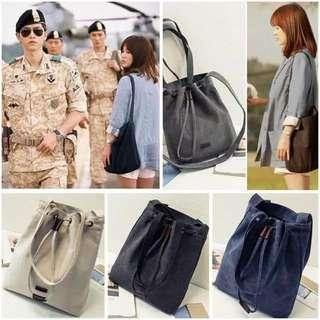 Korean totebag