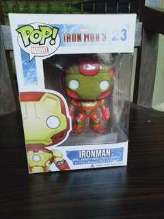 Funko Pop: Iron man 3 brandnew