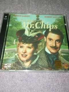 VCD - GOODBYE, MR. CHIPS (1939)