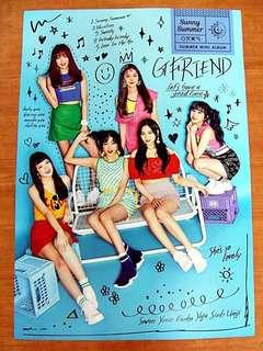 [FINAL CLEARANCE] GFRIEND POSTERS