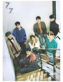 [FINAL CLEARANCE] GOT7 POSTERS