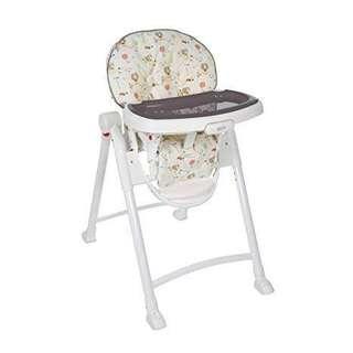 Preowned Graco Contempo High Chair