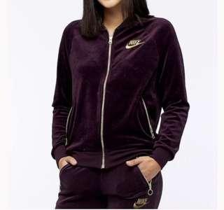 Nike Velour Fullzip