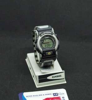 Original G-Shock DW-003 Fox Fire