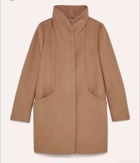 Aritzia Cocoon coat size L