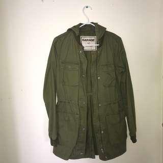 Garage Army Jacket