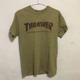 Thrasher 短袖上衣 九成新