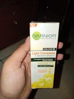 Garnier Mosturizer Serum Cream