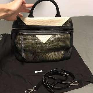 韓國Rouge & Lounge 手袋 (附肩帶可斜孭)