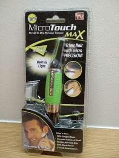 Personal electric trimmer micro touch