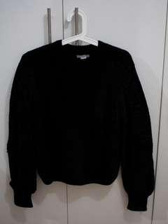 H&M fluffy & soft sweater