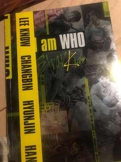 WTS/WTT fast  STRAY KIDS 2nd MINI ALBUM I AM WHO