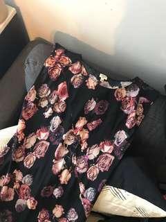 Aritzia Wilfred maxi dress size zero - OBO