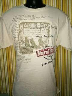 Hard Rock Cafe Shirt (San Francisco)