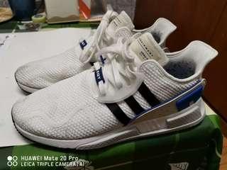 🚚 Adidas EQT 白 US10.5
