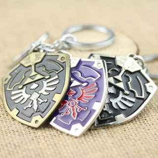 LEGEND OF ZELDA KEYCHAIN KEY CHAIN