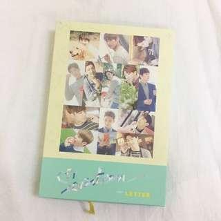 (✅ PC) SEVENTEEN Vol. 1 - First 'Love & Letter' (Letter Ver.)