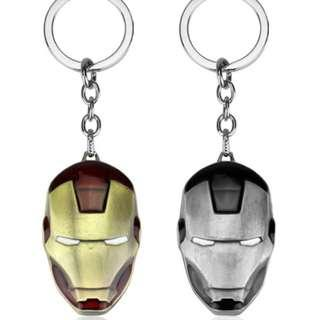 IRON MAN WAR MACHINE MARVEL KEY CHAIN KEYCHAIN MARVEL DC SPIDERMAN HULK THOR CAPTAIN AMERICA