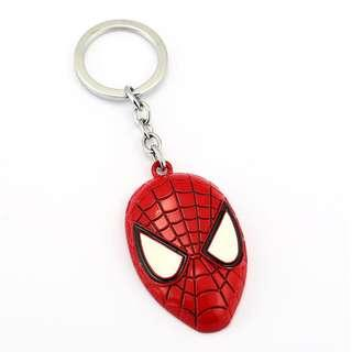 SPIDERMAN KEY CHAIN KEYCHAIN SPIDER MAN IRON MARVEL THOR HULK CAPTAIN AMERICA SUPERMAN
