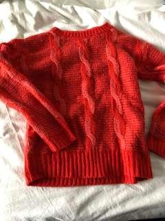Urban outfitters sweater size xs