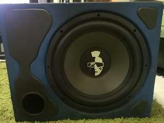 MOHAWK WOOFER 12 INCH FOR SALE