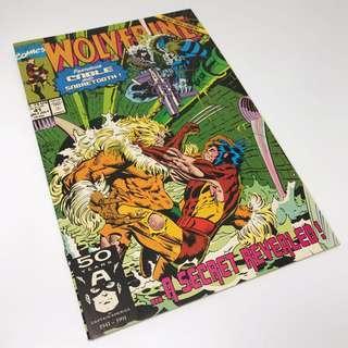 Wolverine #41