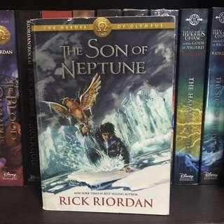 Son of Neptune - Rick Riordan